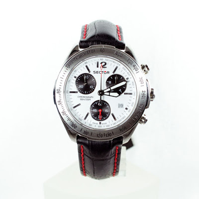 Reloj Sector Cro esf bla caucho 2651904015