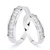 TRINKET RING WHITE GOLD