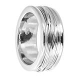 Abalorio anillo plateado hilo de plata 8435334801740 DEVOTA Y LOMBA Devota & Lomba