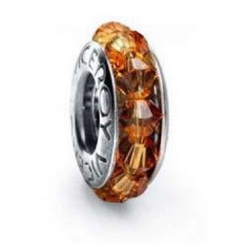 VICEROY VMM0041-04 ORANGE SWAROVSKI SILVER TRINKET