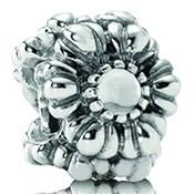 Perle de Pandore avec Crystal rock 790580BK Pandora