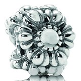 Pandora bead with Crystal rock 790580BK