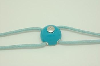 Bracelet with enamel silver, Alex Ball PU110498 dial