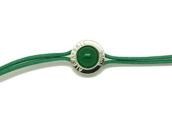 Bracelet with stone, Alex Ball PU110501 sphere