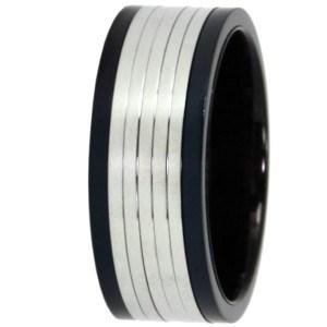 RING STEEL 20 ADOLFO DOMINGUEZ AD028920