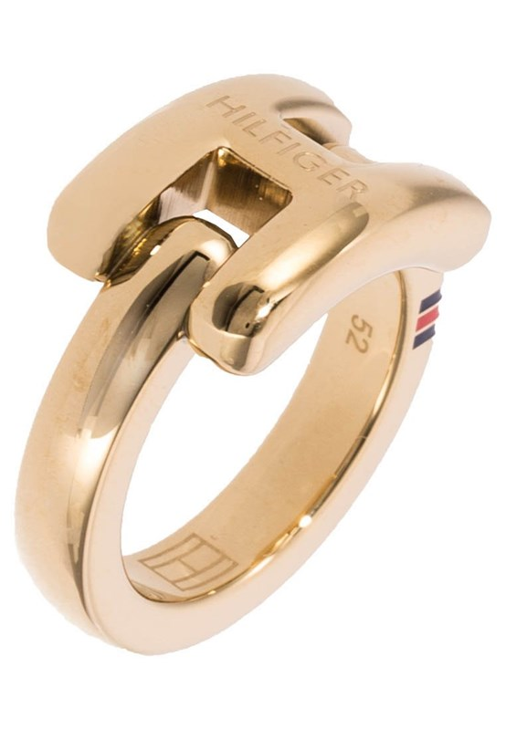 anillo acero Hilfiger  2700401D Tommy Hilfiger Tommy Hilfiguer