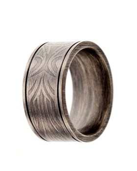 RING STEEL UNISEX VICEROY 2132A01100