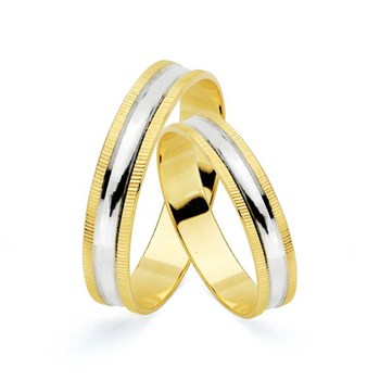 RING ALLIANCE TWO-TONE