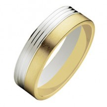 RING ALLIANCE GOLD - OWN - 3229-6MM