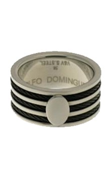 RING RING STEEL CABLES ADOLFO DOMINGUEZ AD023922