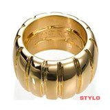 RING GOLD PLATED VICEROY B1001A020-06