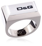 BAGUE HOMME DJ0439 D&G