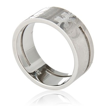 BAGUE HOMME UMR11102-64 Guess