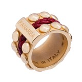 WOMEN ' S RING AS858DORO Panarea