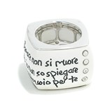 BAGUE FEMME DM6TAX36B-B14 Demaria