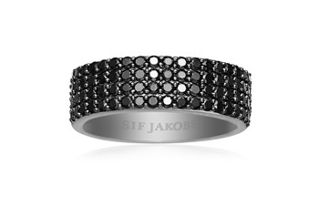 RING WOMAN R10764-BK-52 Sif Jakobs