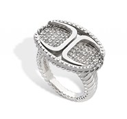 RING WOMAN SCAAD05014 Just Cavalli