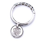 RING WOMAN UBR81107-S Guess