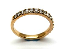 RING OF GOLD AND DIAMONDS AN2464498