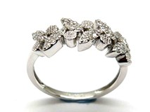 RING OF GOLD AND DIAMONDS AN140986