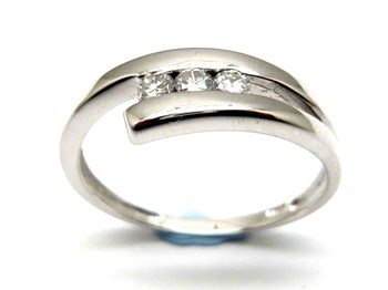 RING OF GOLD AND DIAMONDS AN146847