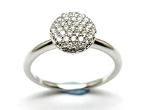 RING OF GOLD AND DIAMONDS AN148157