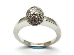 Anillo de oro y diamantes AN3400206