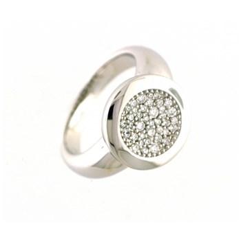 ANEL DE PRATA C8S26494-52-B24 KAVAK DIAMONDS