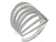 SILVER RING ANDV 024 KAVAK DIAMONDS