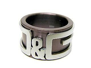 RING DG DJ0737 D&G
