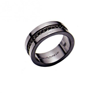 Ring Emporio Armani for men