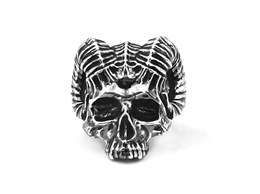 Anillo Himnum Skulls 1SKU023R
