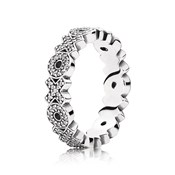RING PANDORA SILVER AND STONES 190926CZ