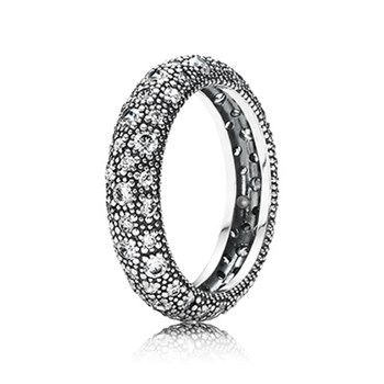 RING PANDORA SILVER AND STONES 190915CZ