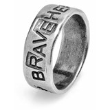 RING SILVER AVEJENTADA BRAVEHEART CR20T18 SILVER STICK