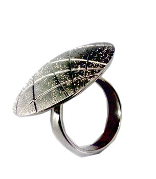 (925MLS) STERLING SILVER RING