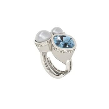 ANILLO REBECCA con piedra azul btrabd05