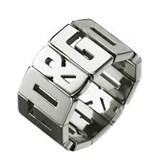 RING RING STEEL UNISEX G-D 2276-D&G D&G 2276-d&g