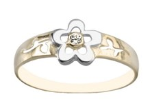 RING RING FLOWER COMMUNION - OWN - 2901-TWO-TONE