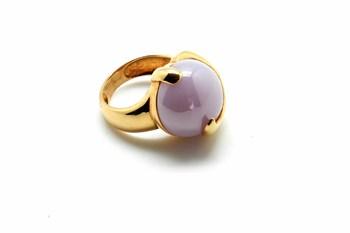 RING RING 18K GOLD - OWN - 10847