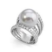 ANEL ANEL PRATA MAJORICA 2313-PÉROLA 2313-perla