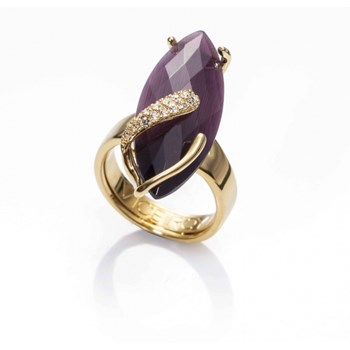 RING GOLD PLATED VICEROY B1076A015-97