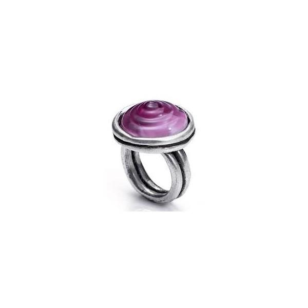 Comprar joyas y relojes baratos ofertas descuentos outlet joyer a anillo viceroy cristal de - Anillo cristal murano ...