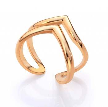 VICEROY GOLD PVD 3178A01612 RING