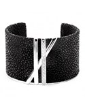 BRACELET LUXENTER MATERIAL WITH SILVER AND ZIRCONS DXA0010000