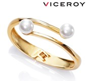 BRACELET VICEROY GOLD WITH PEARLS 3216P09012