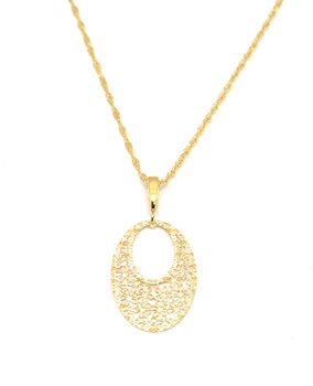 Necklace chain PENDANT gold