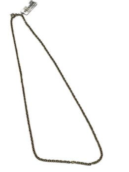 18 k gold chain