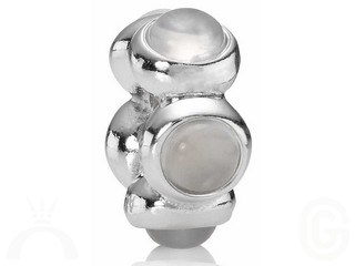 BEADED SILVER GENUINE STONES 790538MS Pandora
