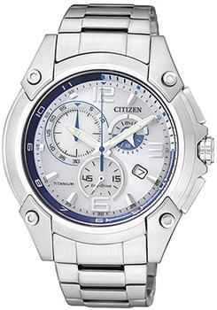 Montre Citizen Eco Drive Marinaut AT2040-50 b AT2040-50B